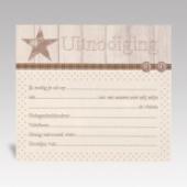 uitnodigingen, menukaarten...